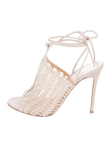Bardot Crochet Sandals w/ Tags