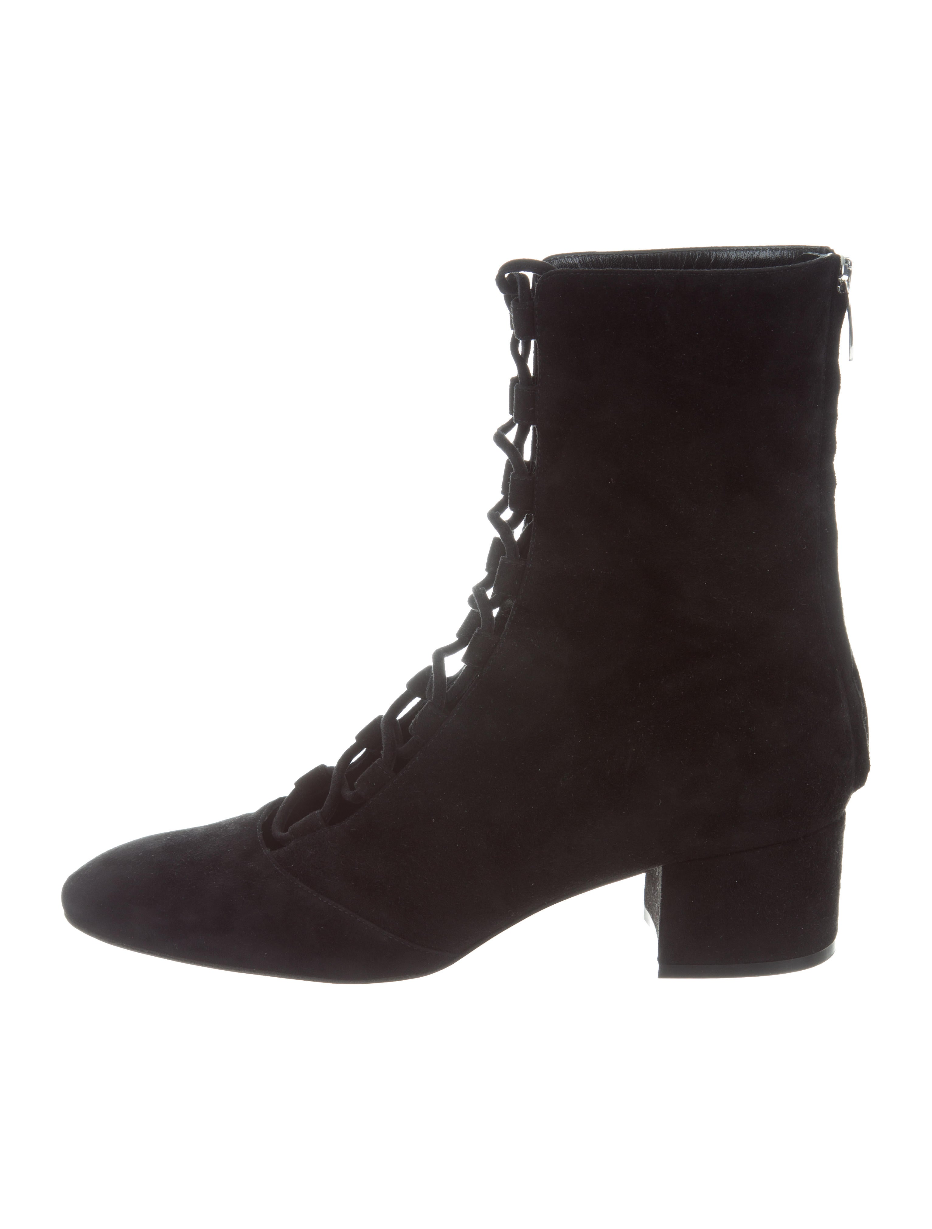 gianvito suede lace up ankle boots shoes