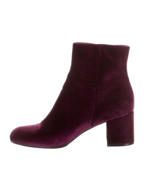 Gianvito Rossi Boots Purple