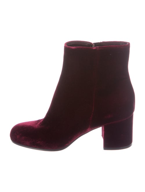 Gianvito Rossi Boots Red