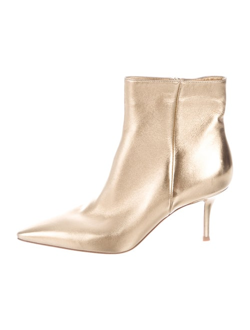 Gianvito Rossi Boots Gold