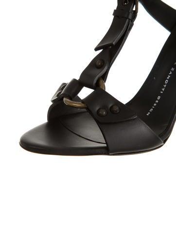 T-Strap Sandals w/ Tags