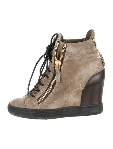 Lorenz Wedge Sneakers