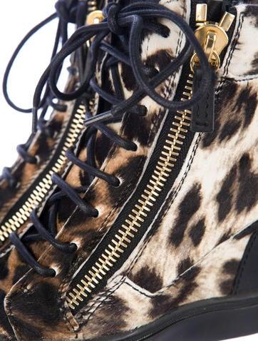 Ponyhair Lorenz Sneakers
