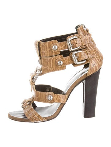x Balmain Sandals