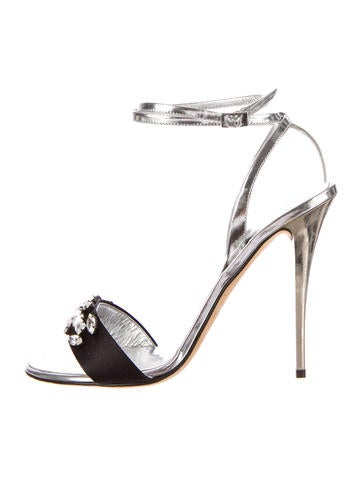 Crystal Sandals w/ Tags