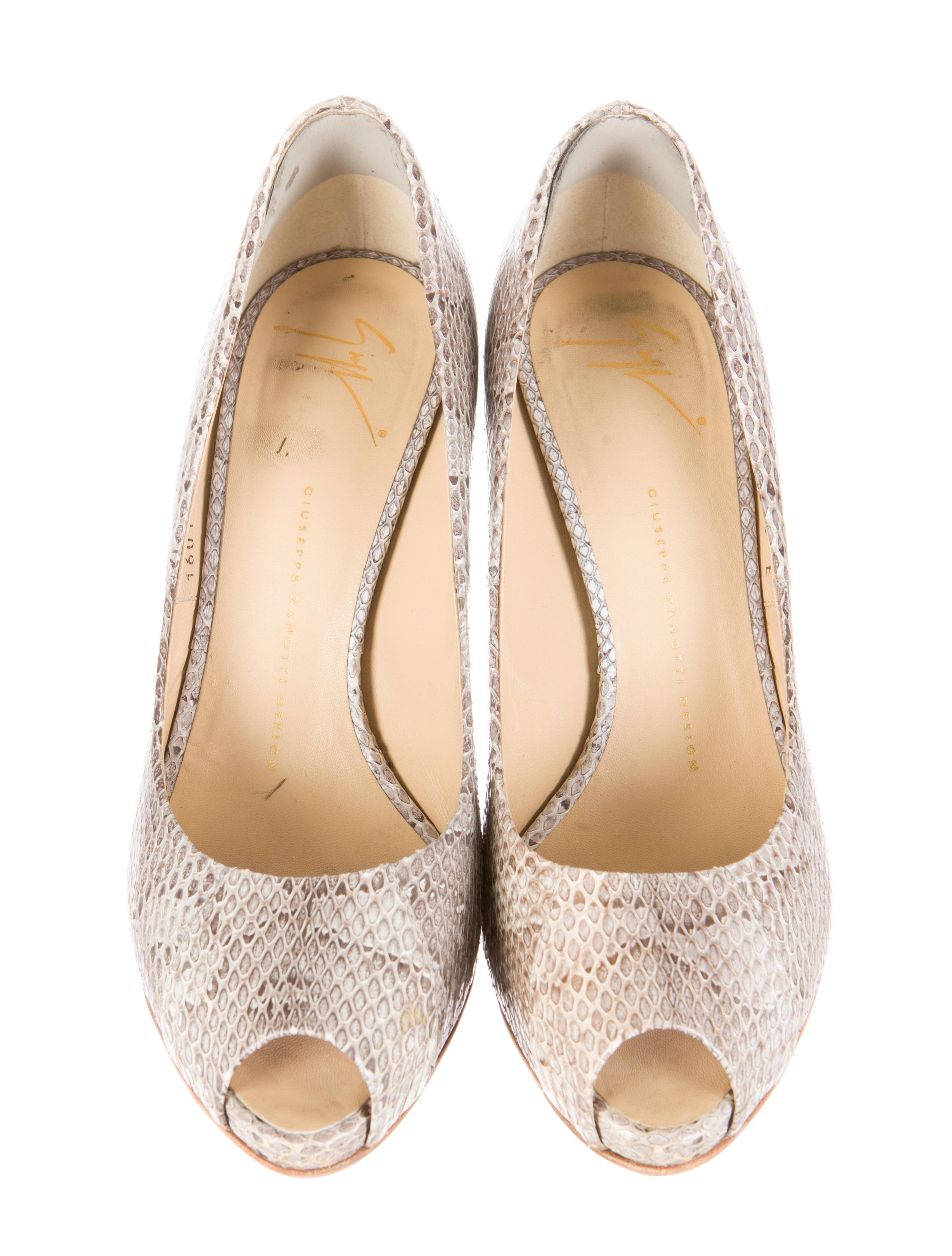 3c2dff7ab Giuseppe Zanotti High Top Wedge Women Shoe