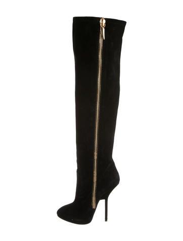 Over-The-Knee Platform Boots