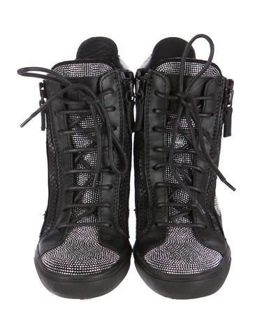 Lorenz 75 Wedge Sneakers