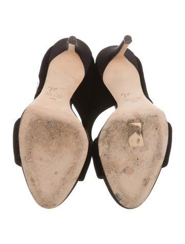 Velvet Slide Sandals