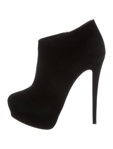 Eva Platform Booties w/ Tags