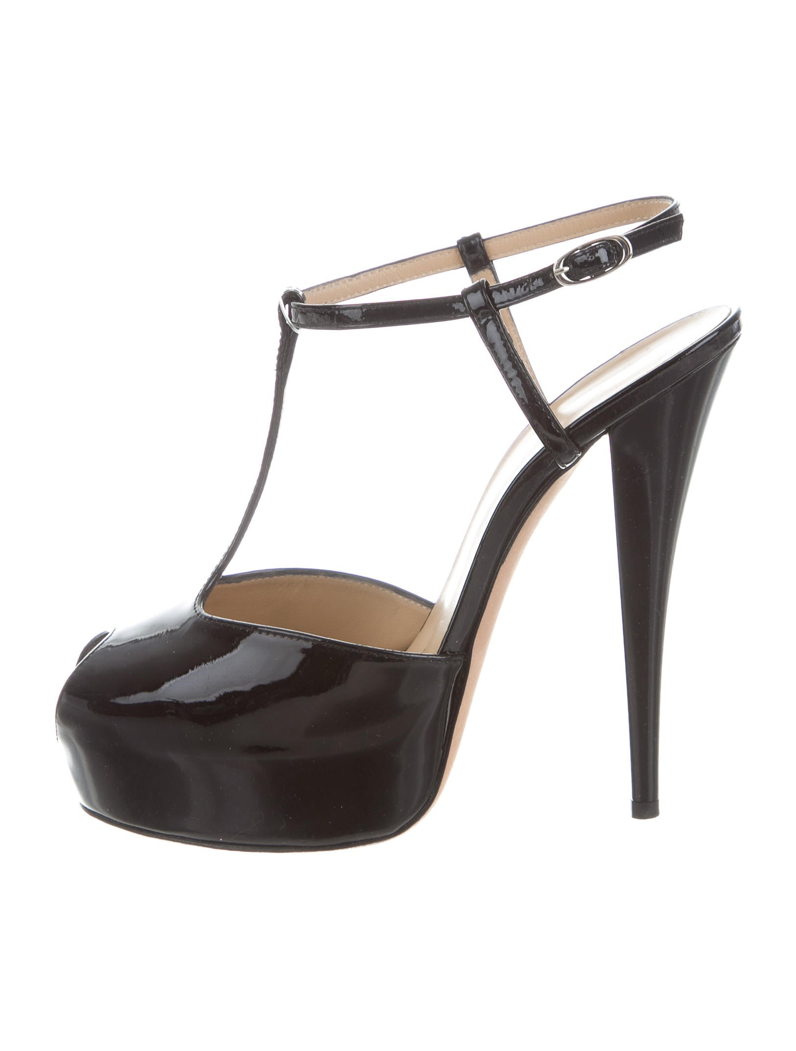 Find t strap platform at ShopStyle. Shop the latest collection of t strap platform from the most popular stores - all in one place.