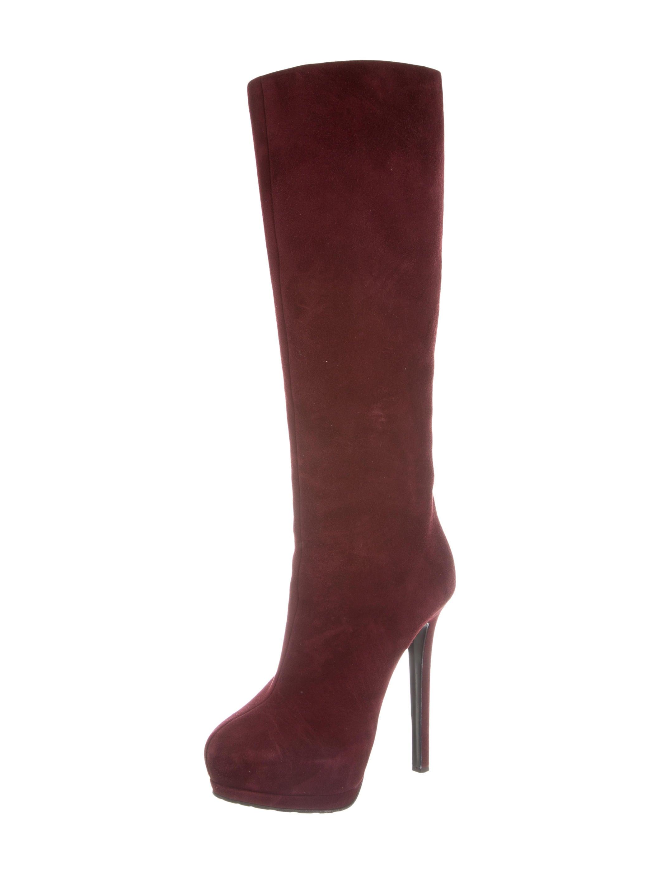 giuseppe zanotti suede platform boots shoes giu35237
