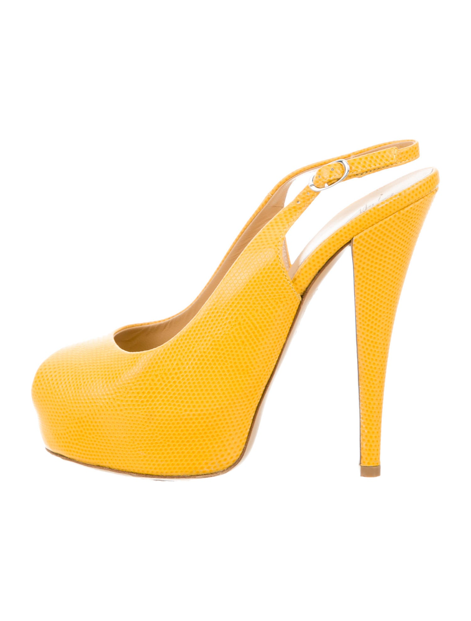 giuseppe zanotti peep toe platform pumps shoes