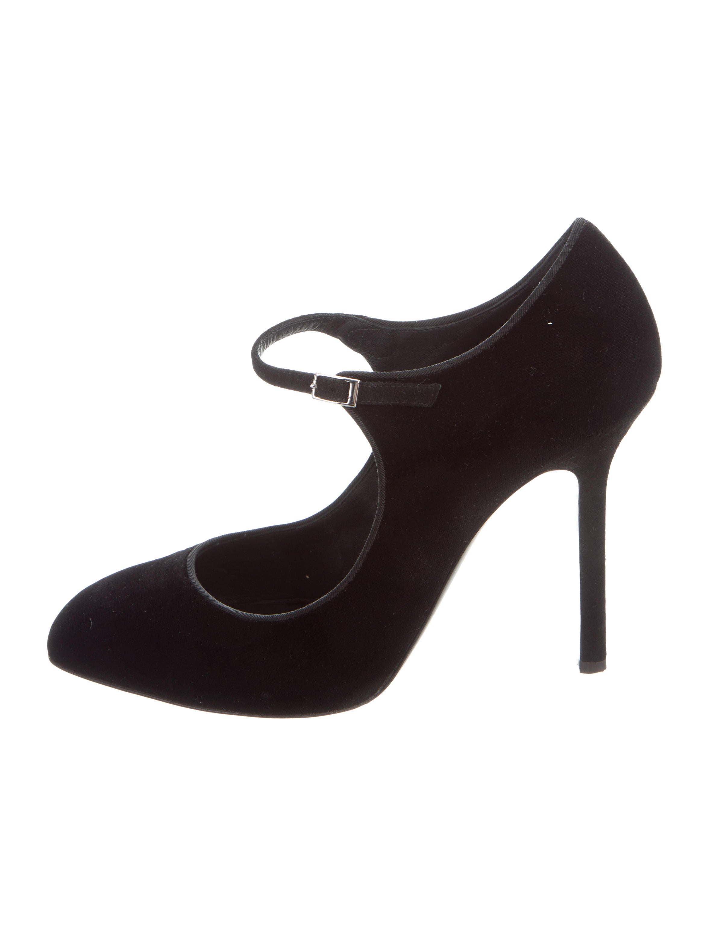 Giuseppe Zanotti Suede Mary Jane Pumps buy cheap get authentic izHqxUhY9