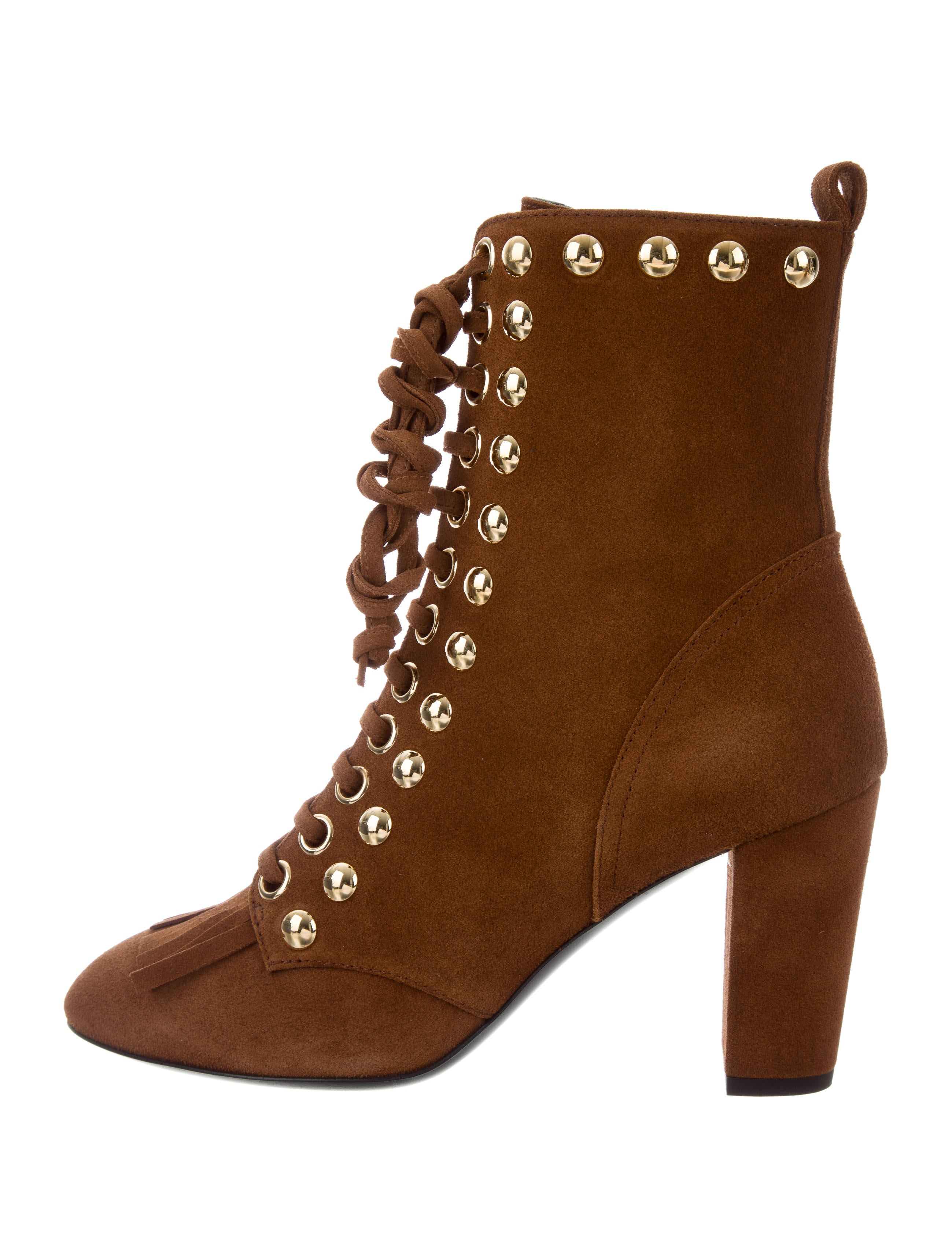 Giuseppe Zanotti Bebe Embellished Ankle Boots w/ Tags shop for online vwn8I
