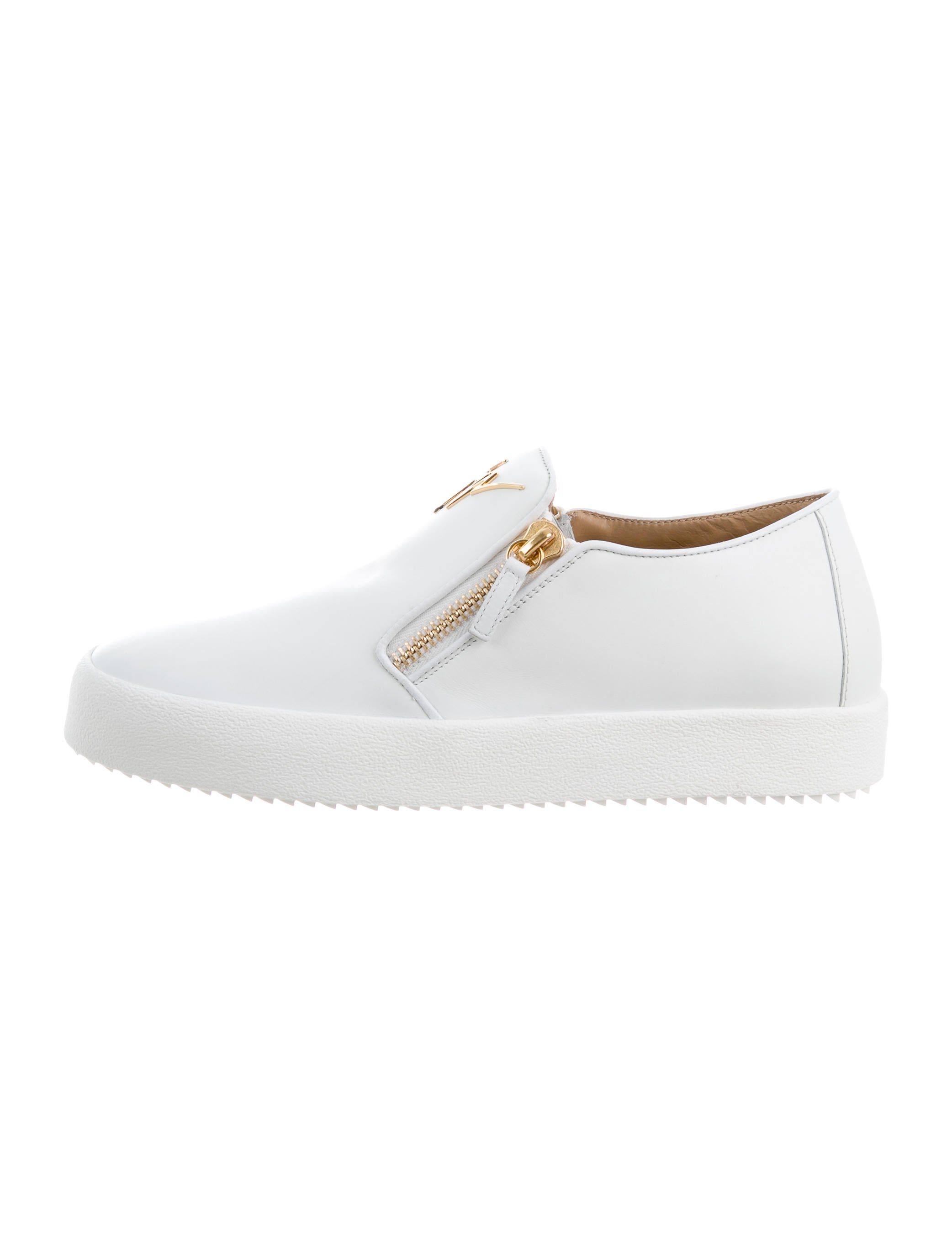 Giuseppe ZanottiMay London Slip-On Sneakers 46KlLG