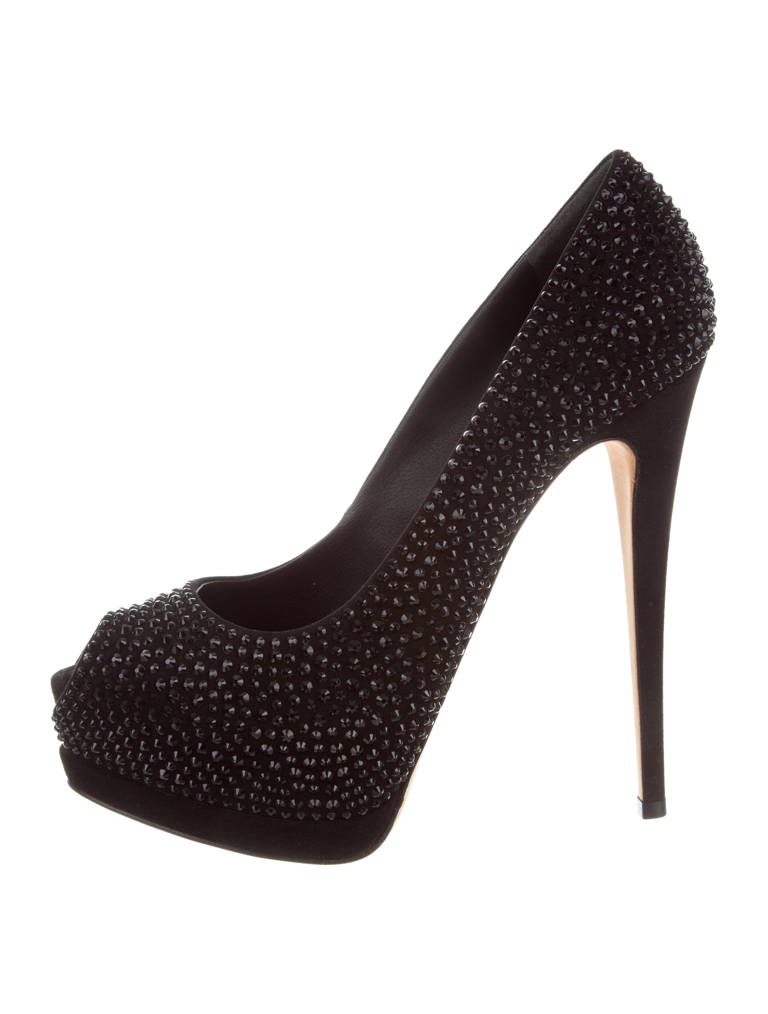 clearance best store to get footaction sale online Giuseppe Zanotti Sharon Strass Pumps extremely online original for sale BQjsDt