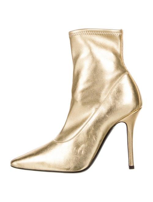 Giuseppe Zanotti Boots Gold