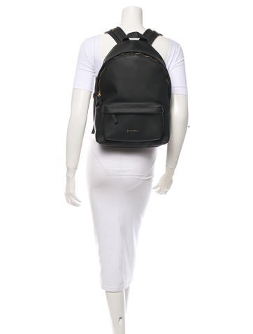 Rubber Backpack