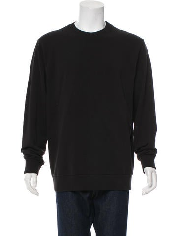 givenchy solid pullover sweatshirt clothing giv28098 the realreal. Black Bedroom Furniture Sets. Home Design Ideas