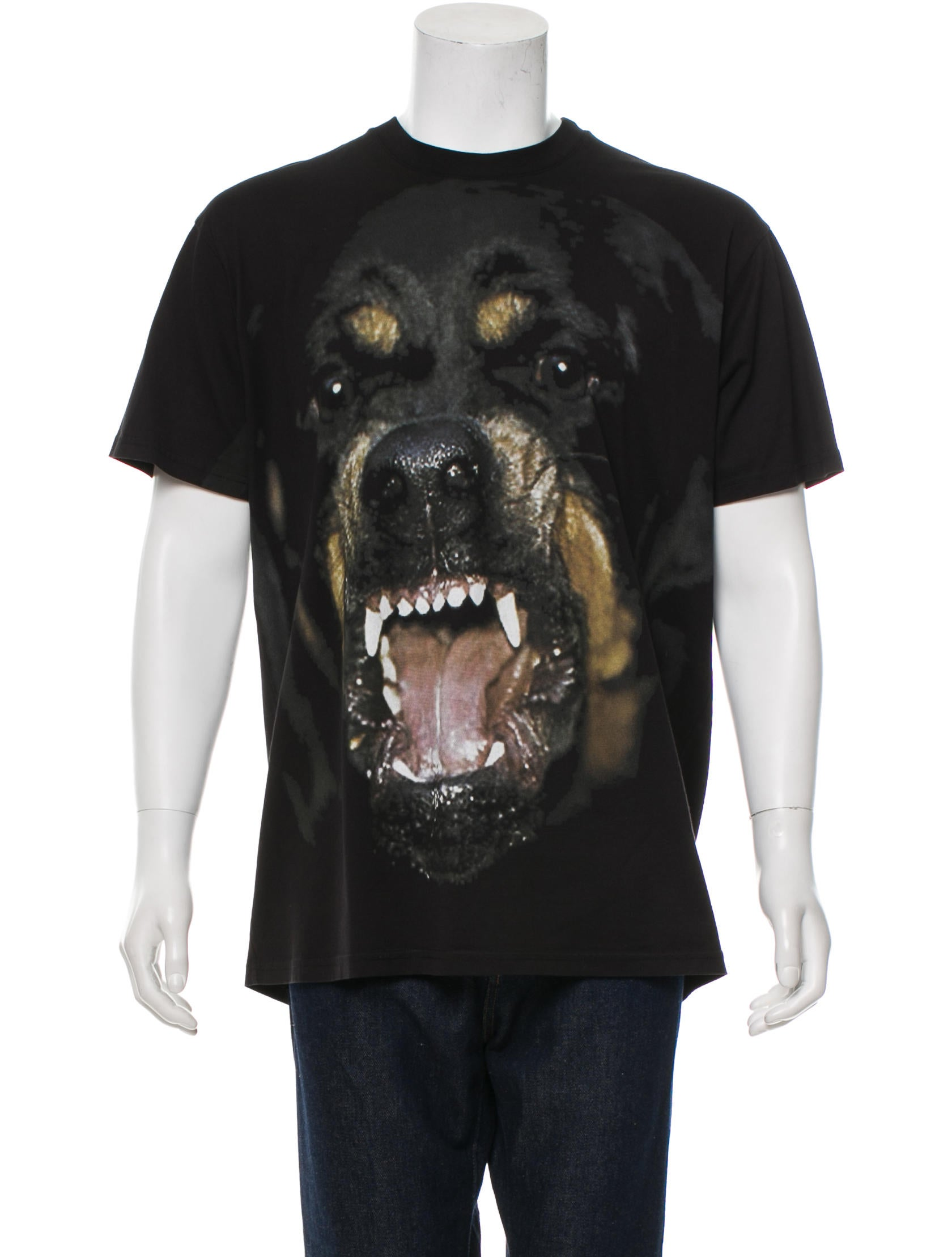 Givenchy rottweiler short sleeve t shirt clothing for Givenchy t shirts for sale