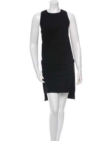 Givenchy Sleeveless Shift Dress None