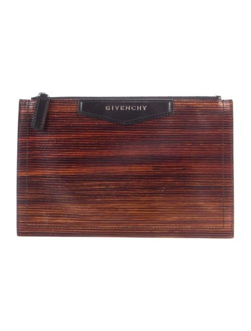 Givenchy Wood-Effect Antigona Pouch - Bags - GIV33440  91118090a2e98