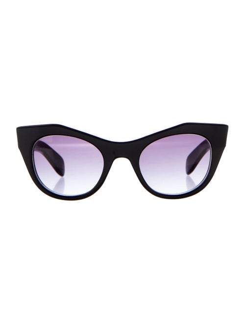 e2a05f81baca Givenchy Panther Cat-Eye Sunglasses - Accessories - GIV33818 | The ...