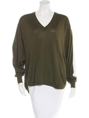 Givenchy Wool Dolman Sleeve Sweater w/ Tags None
