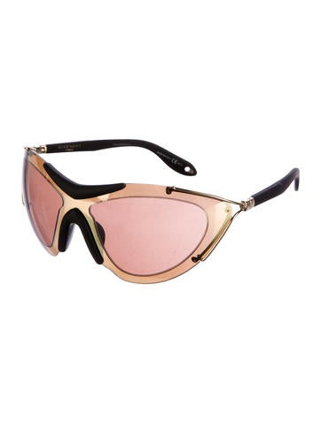 2016 Geometric Cat-Eye Sunglasses