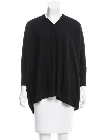Givenchy Oversize Wool Sweater None