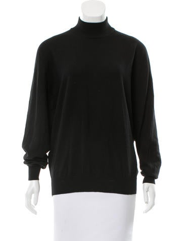Givenchy Wool-Blend Knit Sweater None
