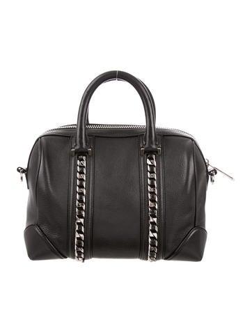 Mini Lucrezia Chain-Link Bag