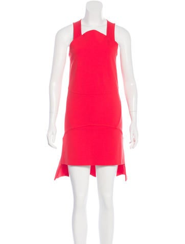Givenchy Sleeveless Panel Dress None