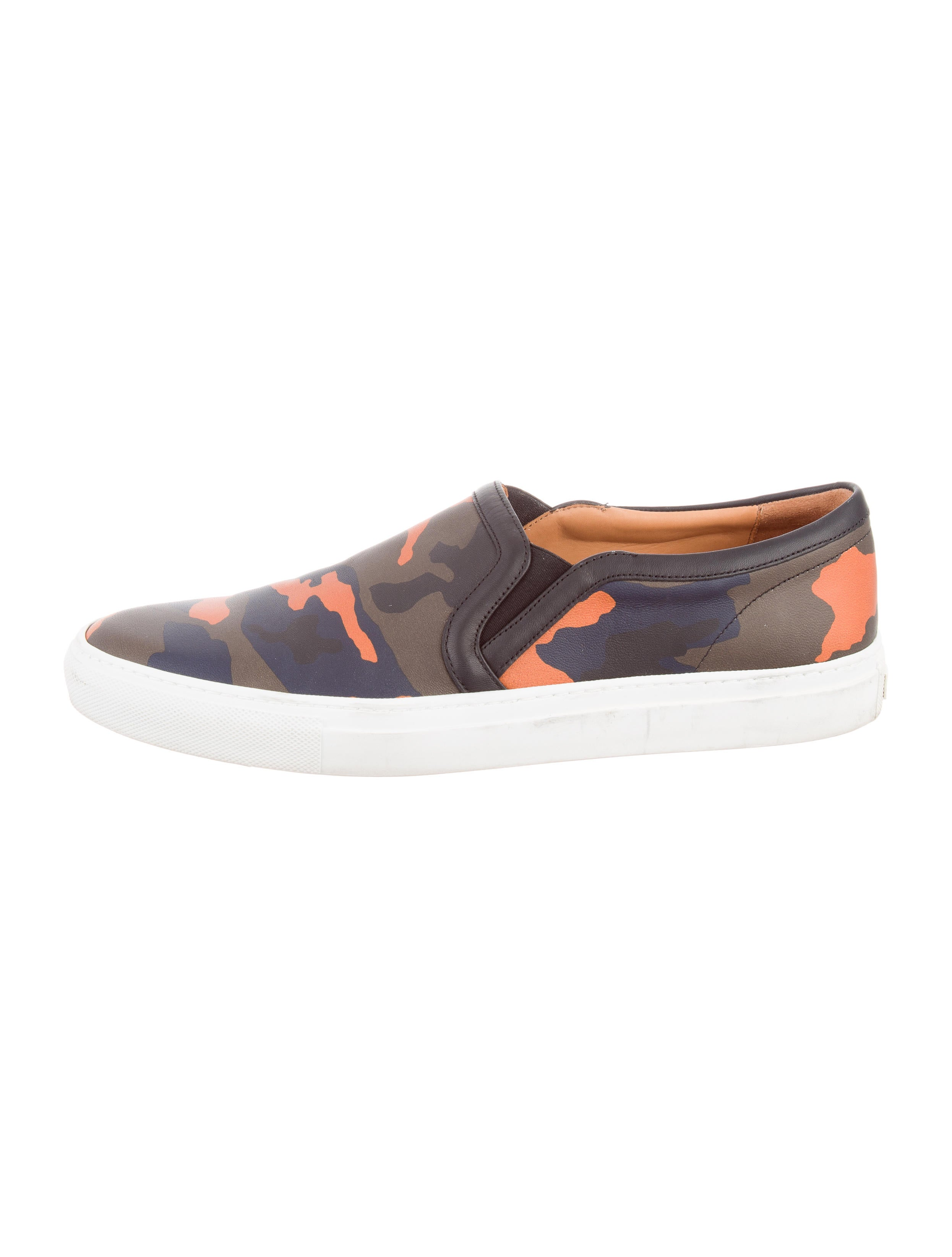 givenchy camouflage slip on sneakers shoes giv38047