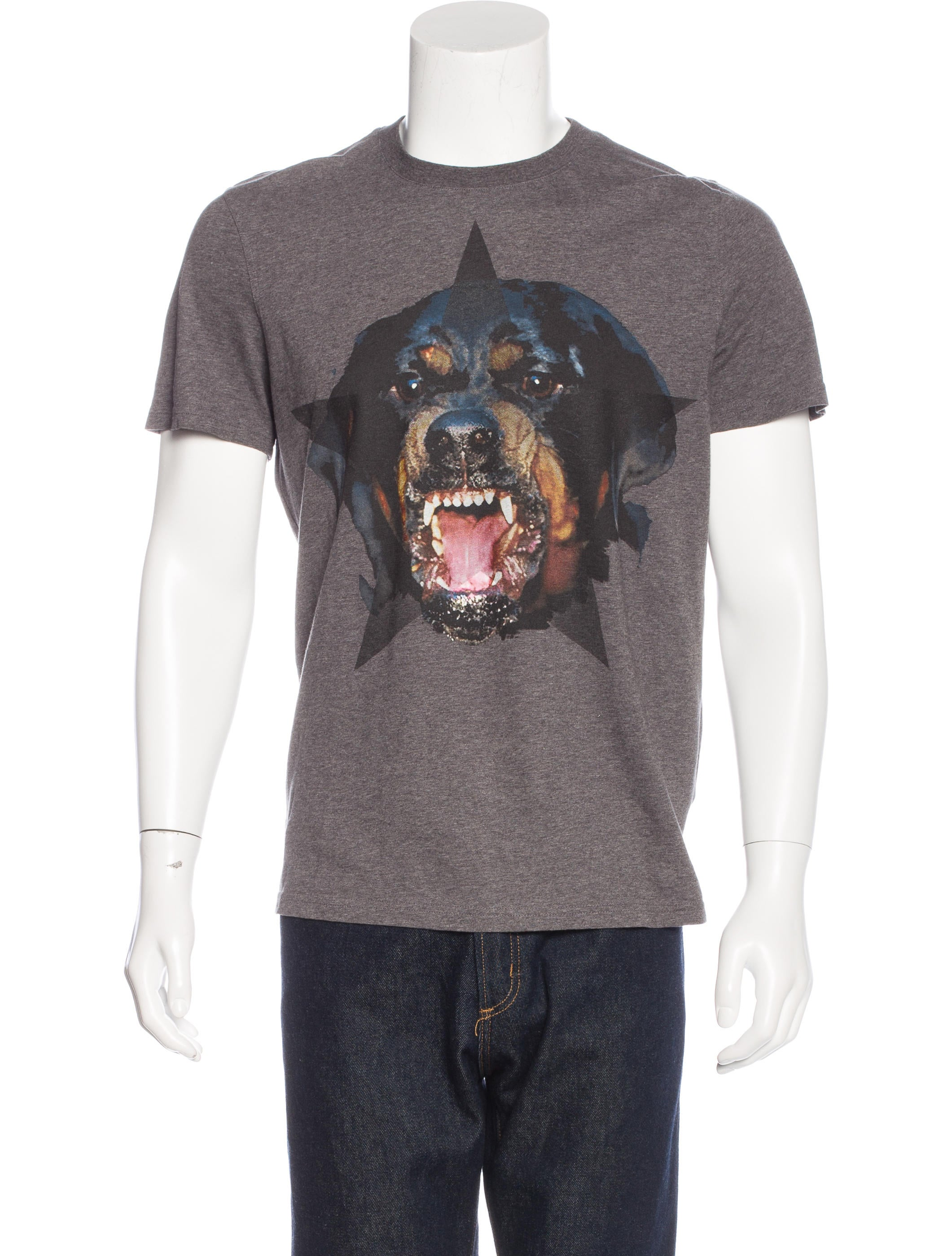 Givenchy cuban fit rottweiler t shirt clothing for Givenchy t shirts for sale
