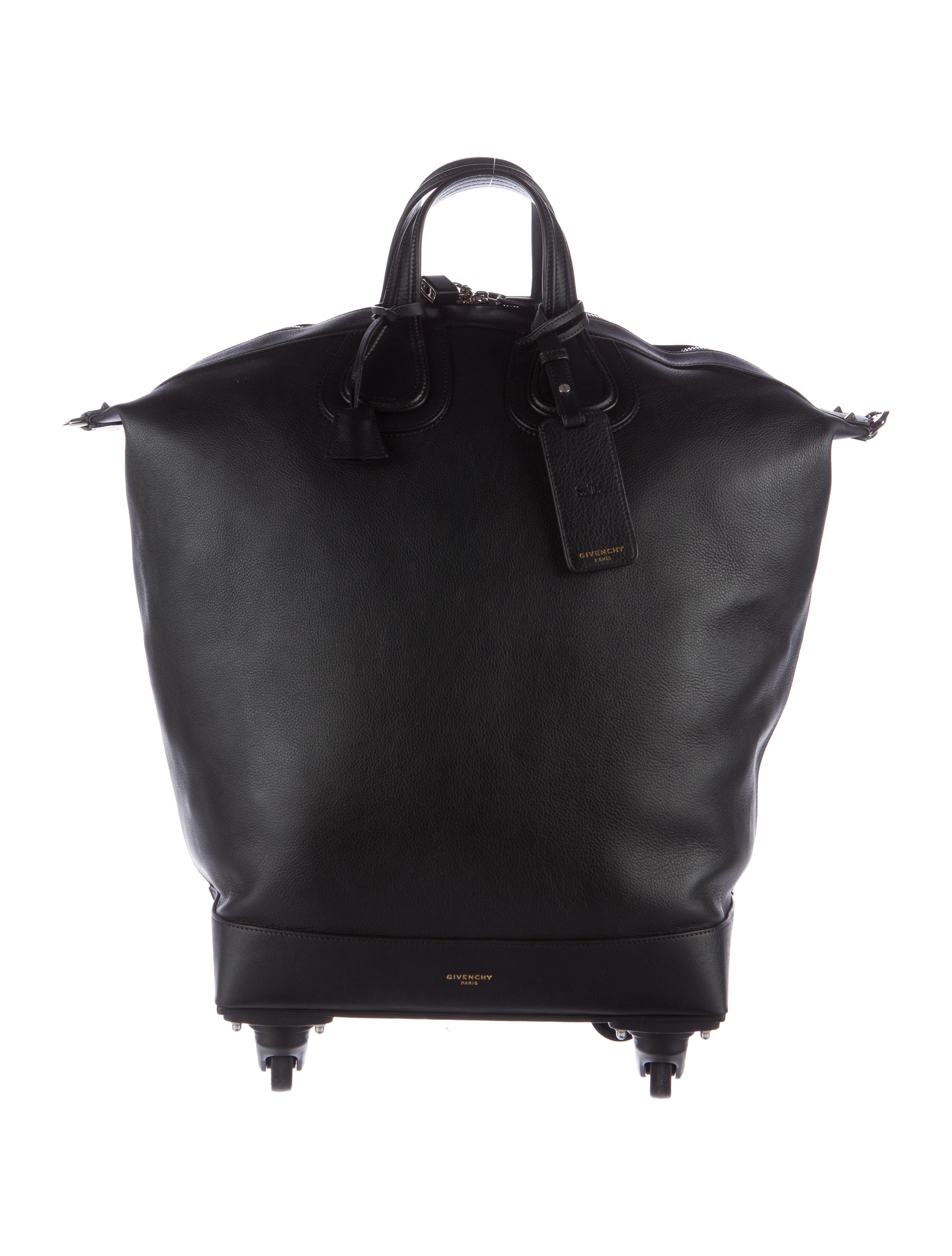 0bad99de93c1 Givenchy Nightingale Trolley Bag - Luggage - GIV38696
