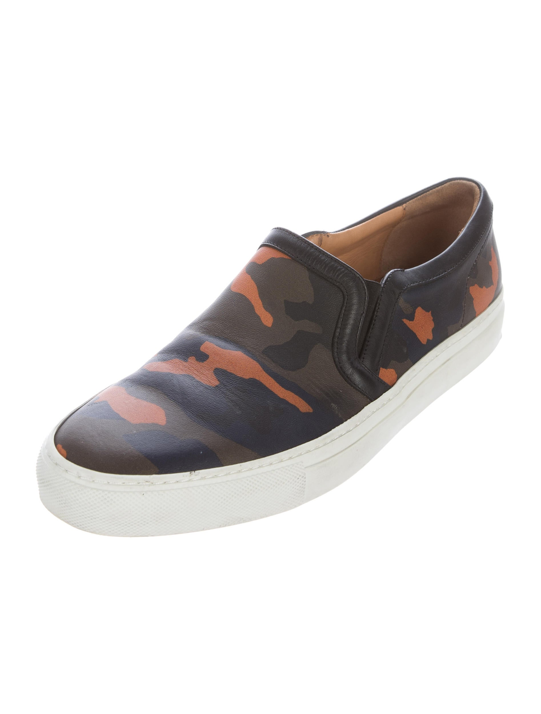 givenchy camouflage slip on sneakers shoes giv38732