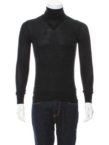 Givenchy Wool Turtleneck Sweater None