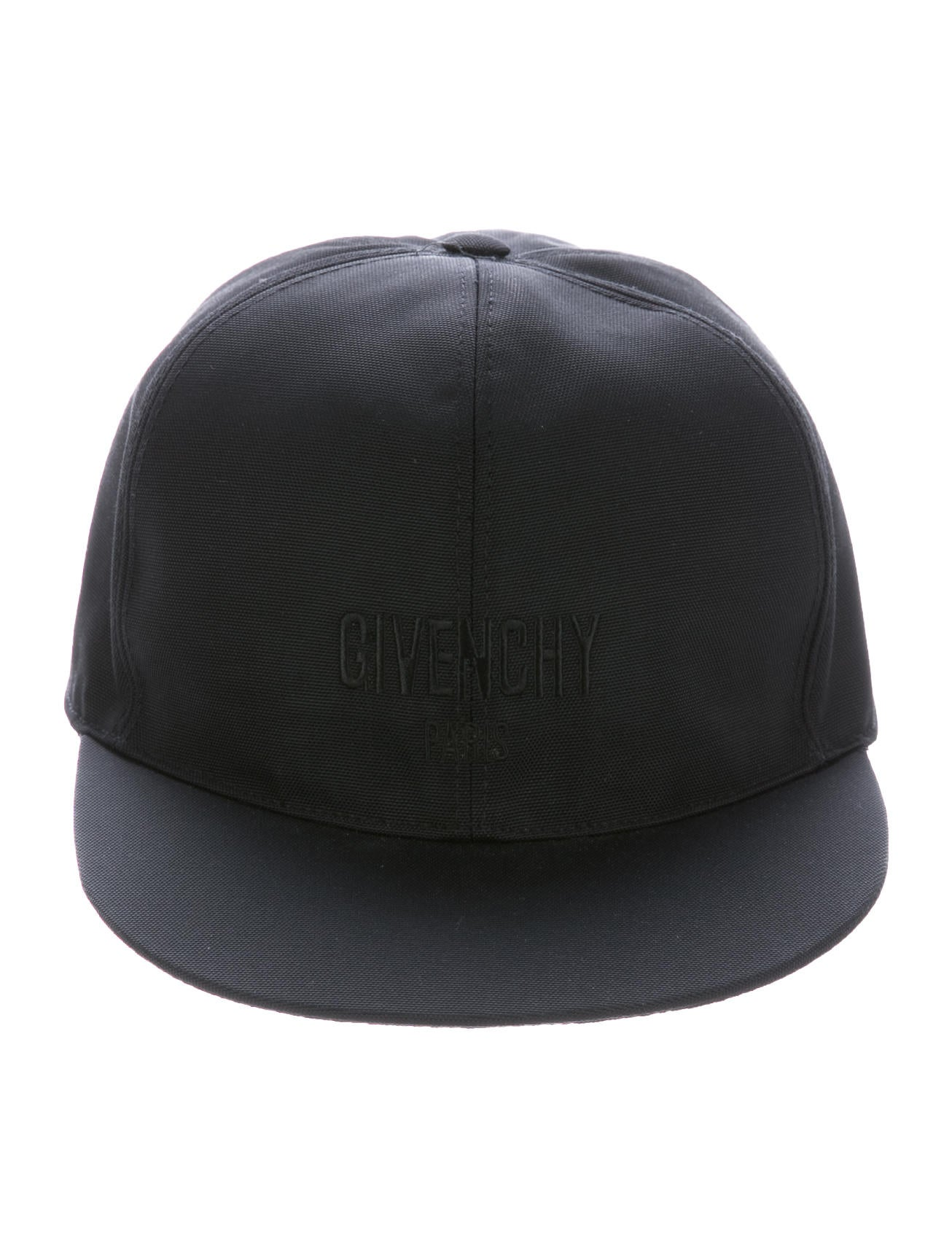 Givenchy logo embroidered hat w tags accessories