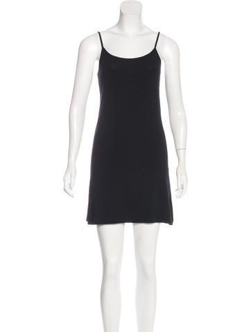 Givenchy Sleeveless Mini Dress None