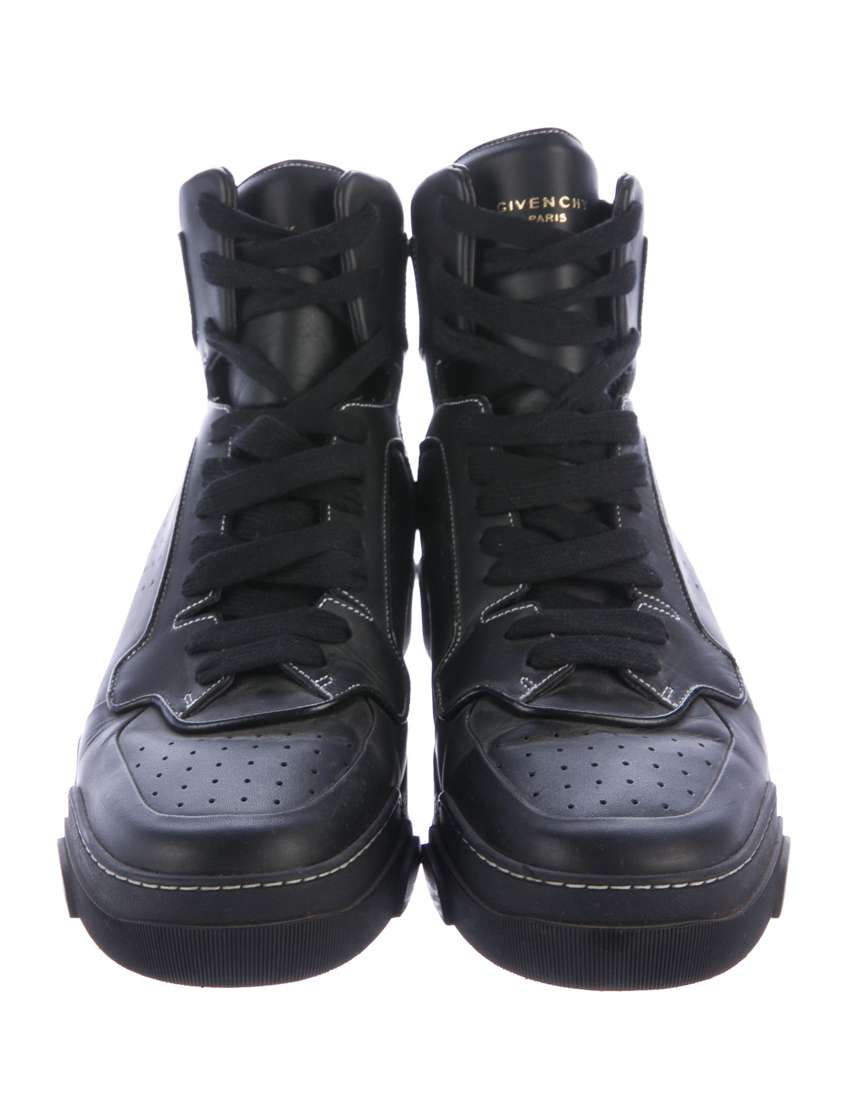 givenchy leather high top sneakers shoes giv41329