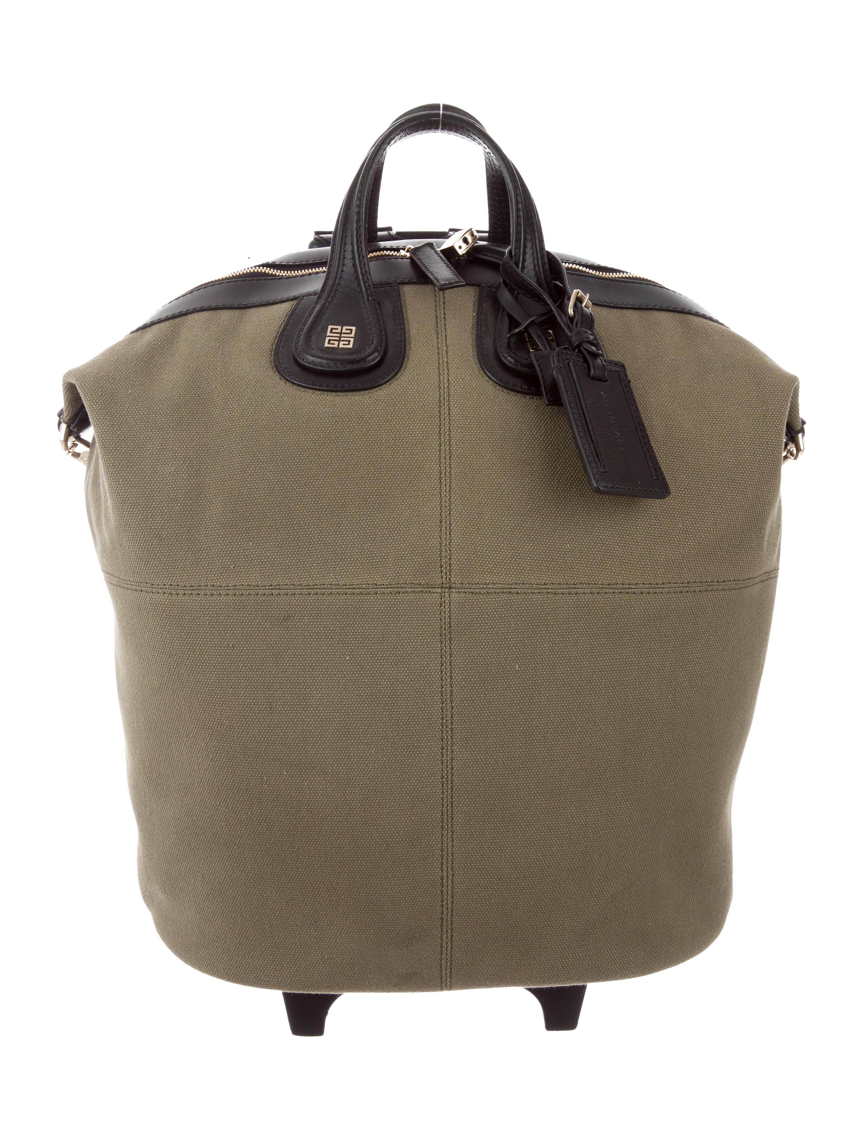 7496a170c9d2 Givenchy Nightingale Trolley Bag - Luggage - GIV44242