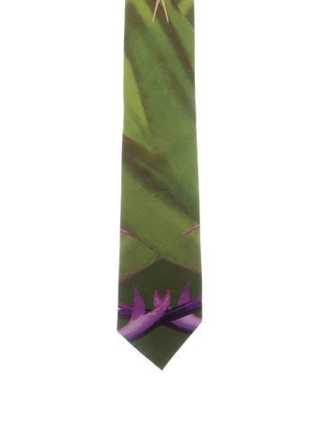 Givenchy Birds of Paradise Tie None