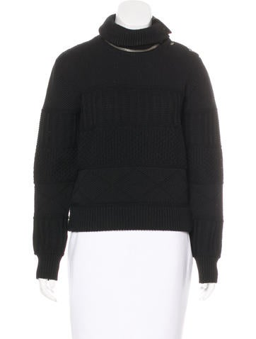 Givenchy 2016 Wool Sweater None