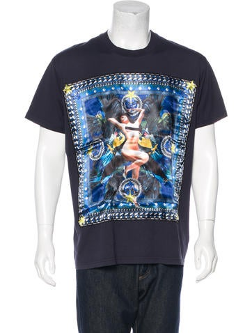 Givenchy Birds Of Paradise T-shirt None
