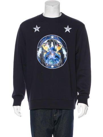 Givenchy Birds Of Paradise Sweatshirt None