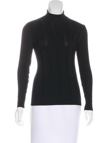 Givenchy Vintage Rib Knit Top None