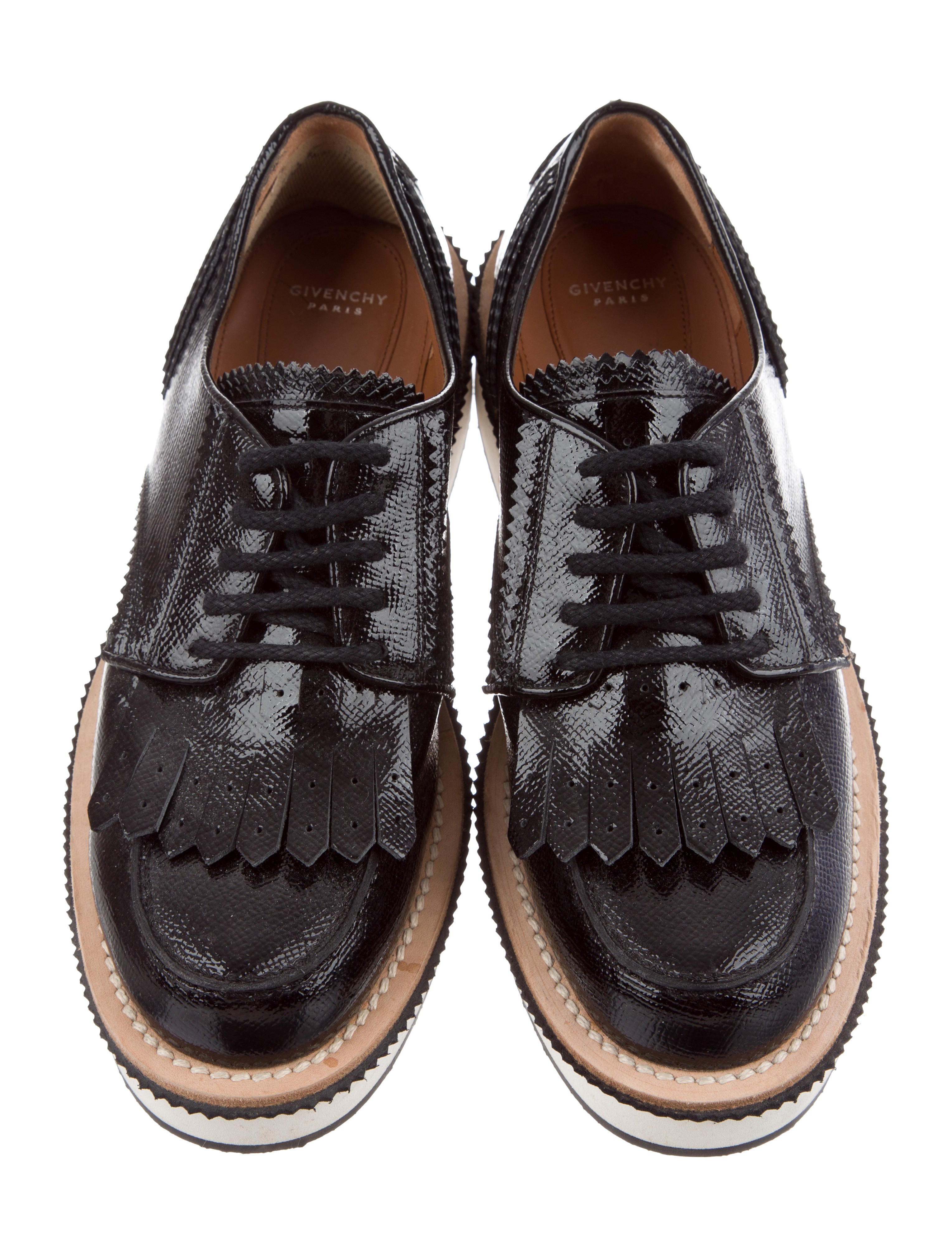 Givenchy 2016 Kiltie Derby Oxfords best wholesale online with paypal online websites for sale shopping online outlet sale X8mPyZ7Ts